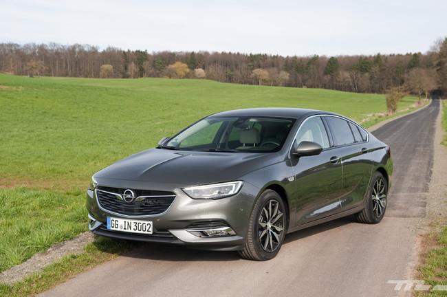Opel Insignia Grand Sport 2017, primer contacto: mejora en todo siguiendo la genial receta del Astra