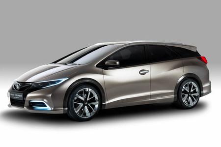 Honda Civic Tourer Concept, habemus filtración
