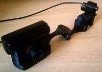 PlayStation Eye convertido en un scanner tridimensional