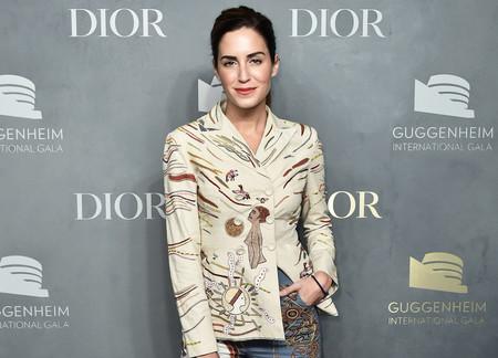 El día en que Gala González dio una clase de estilo vestida de Dior en Nueva York