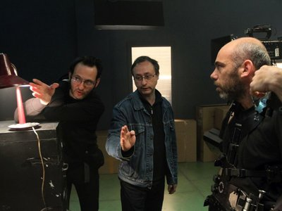 "Javier Muñoz, director de 'Sicarivs': ""Si una película no la produce A3, T5 o TVE, nace muerta"""