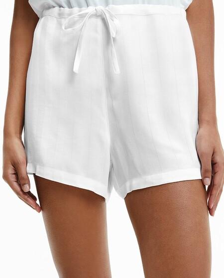 Shorts De Pijama Viscosa