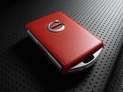 Volvo lanza una llave roja pero, ¿para qué sirve?