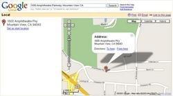 Vídeo del sistema GPS de WV y Google