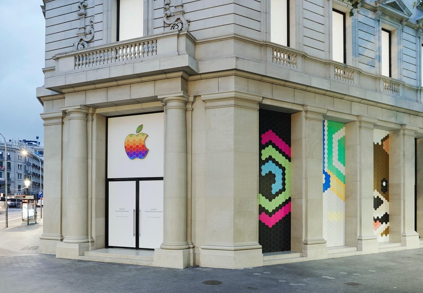 Apple Passeig De Gràcia Confirma Su Reapertura El Próximo 20 De Junio