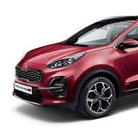 El KIA Sportage 2019 recibe un facelift ligerísimo y estrena sistema mild-hybrid