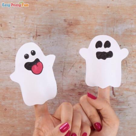 Manualidades Halloween Papel 07