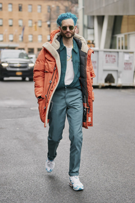 Street Style New York Fashion Week 2019 27