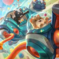 League of Legends se actualiza con el parche 11.7 y el nuevo evento Onda Espacial. La nueva campeona Gwen llegará con el parche 11.8