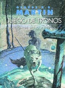 'Juego de tronos', de George R. R. Martin