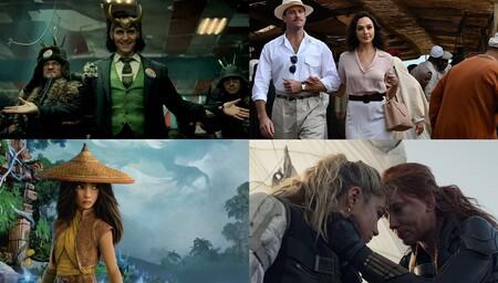 Todas las películas y series que Disney estrenará en 2021: 'Viuda negra', 'Muerte en el Nilo', 'Loki' y más