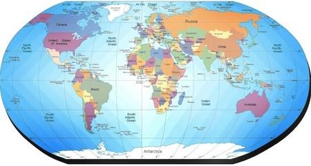 Las decenas de islas que no existen a pesar de que aparecen en los mapas