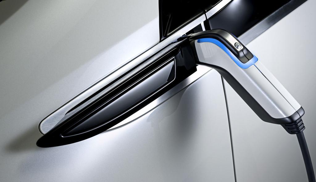 Foto de Opel Ampera (prototipo) (10/20)