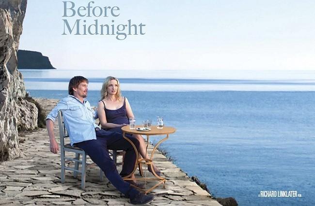Imagen del cartel de 'Antes del anochecer'