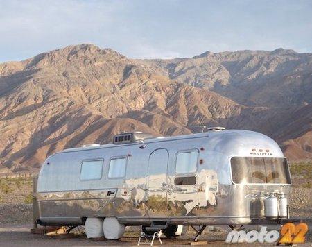 En moto por el Oeste Norteamericano (7): en las profundidades de Death Valley