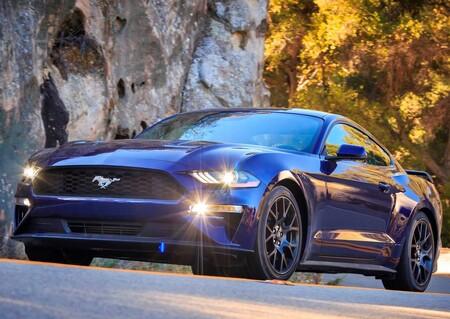 Nuevo Motor 6 8 Litros Para El Mustang 2