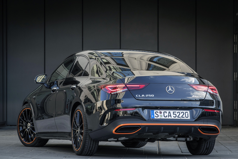 Foto de Mercedes-Benz CLA Coupé 2019, toma de contacto (148/248)