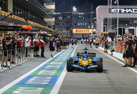 Alonso Abu Dabi F1 2020 7