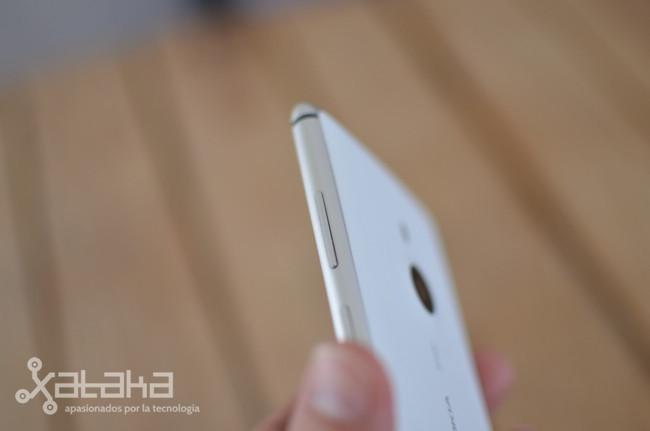 Lumia 925 puertos