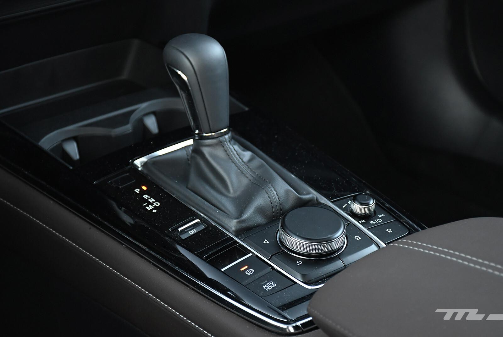 Foto de Mazda CX-30 turbo (prueba) (23/26)