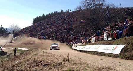 Dani Sordo se impone en el Rallysprint de Fafe