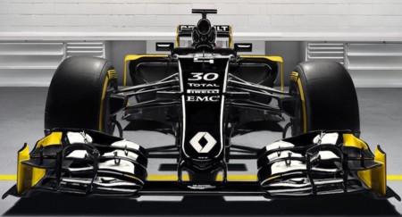 Renault presenta su proyecto de Fórmula 1 pero esconde el coche de 2016
