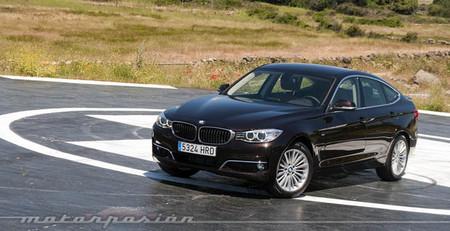 BMW Serie 3 GT, presentación y prueba en Madrid