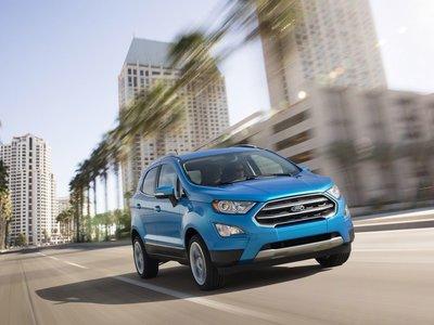 Ford EcoSport 2018, el SUV de Ford se vuelve más millenial que nunca
