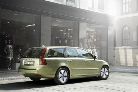 Nuevo motor para la gama Volvo S40