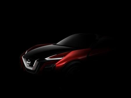 Este es el crossover de Nissan que conocerás en Frankfurt