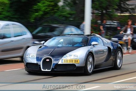 El fundador de Trust pierde un Bugatti Veyron por culpa de su hijo