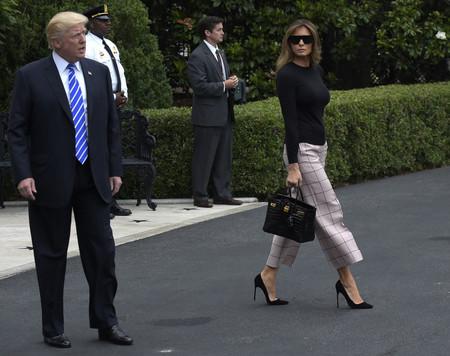 Melania Trump Valentino Pantalon