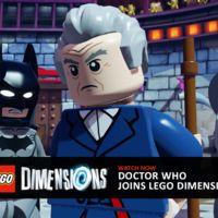 LEGO Dimensions incluirá todos los Doctores que han pasado por Dr. Who