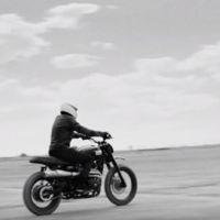 Outlaws, la película con David Beckham, desvela la Triumph Bonneville con refrigeración líquida