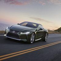 Lexus LC 500 Inspiration Series 2020: Limitado solo a 100 unidades