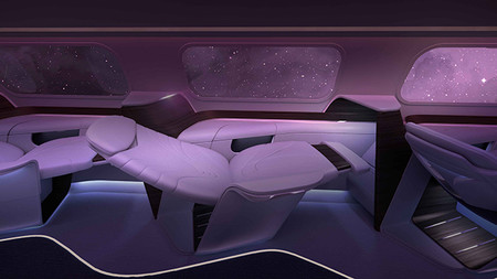 Aura Aerolinea Americana Experiencia Vuelo Jet Cinco Estrellas 5