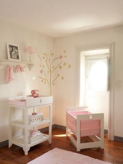 Elementos imprescindibles en la habitación del bebé (I): La colocación de los muebles
