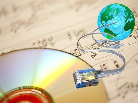 32% del mercado es la cuota que tiene la música digital