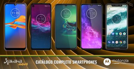 Motorola Moto G8 Plus, E6 Play y One Macro, así encajan dentro del catálogo completo de smartphones Motorola en 2019
