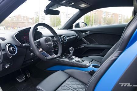 Audi Tt 2019 Prueba 025
