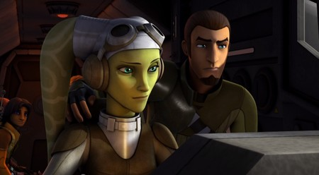 El mejor Star Wars es animado: 'Star Wars Rebels' captura el