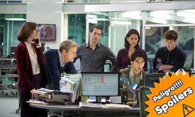 'The Newsroom', Sorkin busca pero no consigue la redención con su segunda temporada