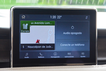 Lincoln Corsair Opiniones Prueba Mexico 17