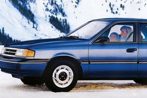 Ford Topaz: recordando a uno de los sedanes favoritos de los 80 y 90