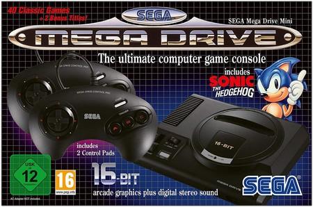 Análisis de SEGA Mega Drive Mini, otro sueño hecho realidad para cualquier amante de los 16-bits de SEGA en la década de los noventa