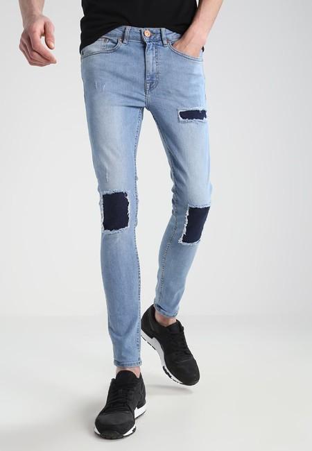 Sólo Look Pantalones Rebajados Ahora 60 Por En Un Zalando New De vqqFHT