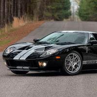 Este Ford GT de 2005, con todos los extras que ofrecía en su momento, está buscando garaje