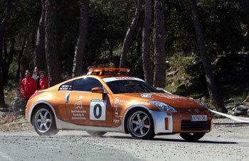 Marc Blazquez de coche 0