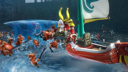 Hyrule Warriors se ve mejor en... ¿Wii U? ¿New 3DS? ¿O la 3DS original?