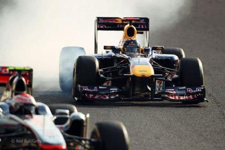 Red Bull RB7 de Sebastian Vettel